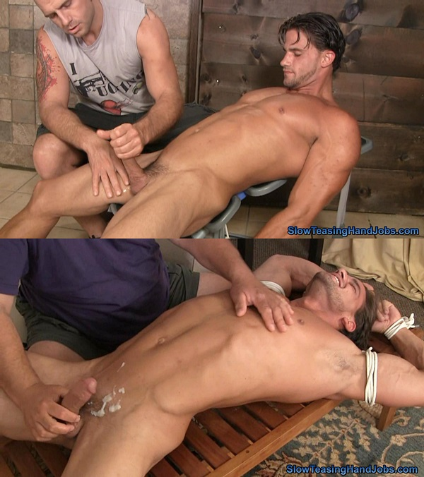 Slowteasinghandjobs - Brandon Racked Tormented Jerked 01