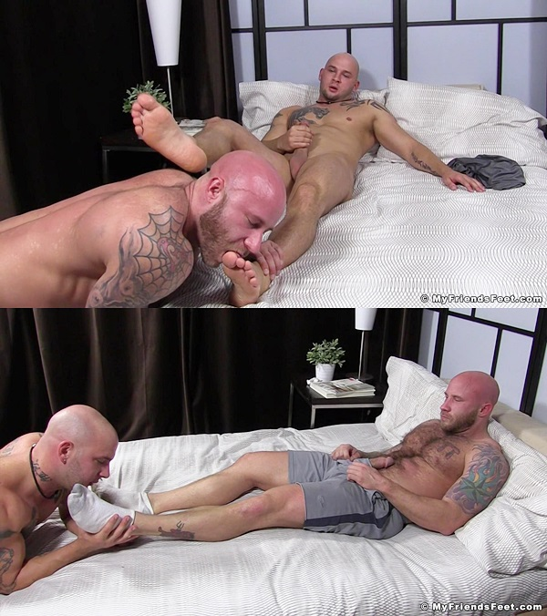 Myfriendsfeet - Brayden Allen and Drake Jaden 01