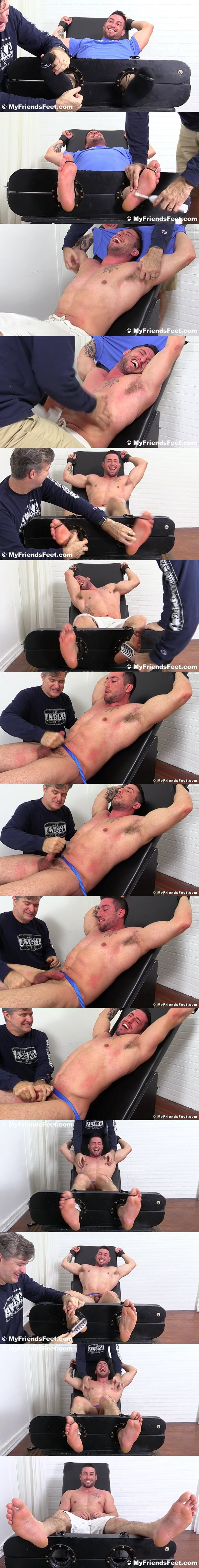 Myfriendsfeet - Casey More Jerked and Tickled 02