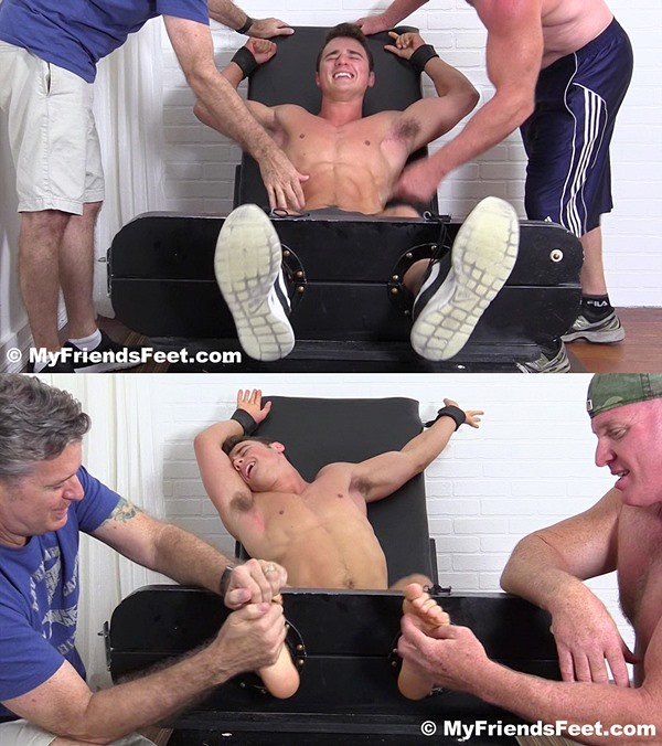 Myfriendsfeet - Matthew Tickled 01