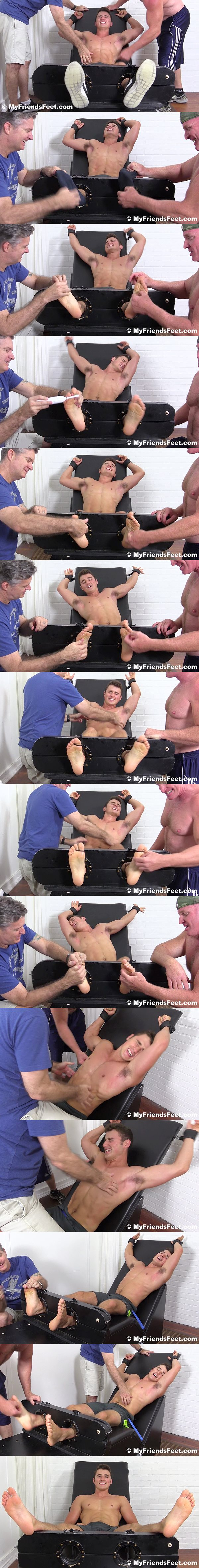 Myfriendsfeet - Matthew Tickled 02