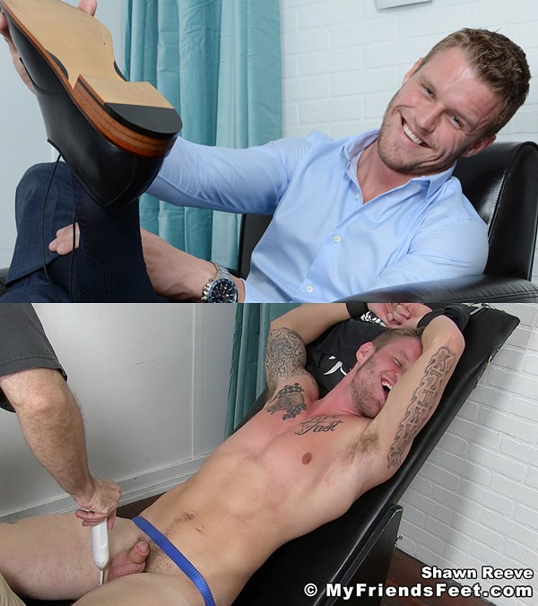 Myfriendsfeet - Shawn Reeve Tied Up and Tickled 01