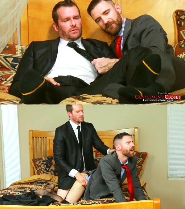 Gentlemenscloset - Carson & Leon - Business Affairs 01