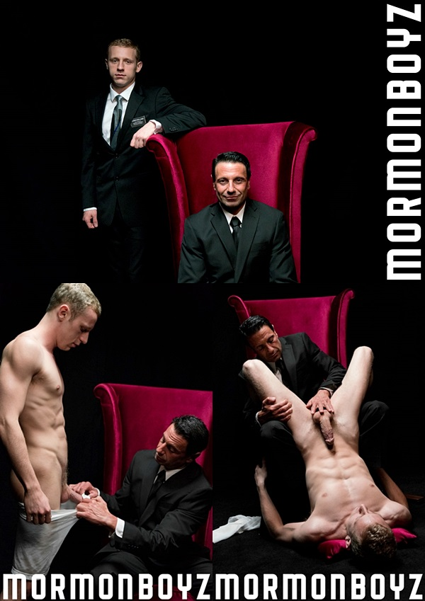 Mormonboyz - Elder Holland - Disciplinary Action 01