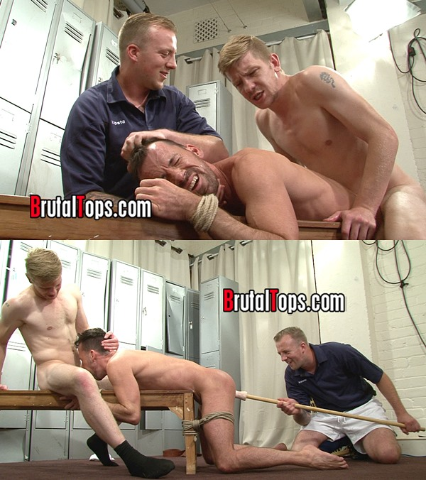 Brutaltops - Session 334 - Master Derek and Master Edward