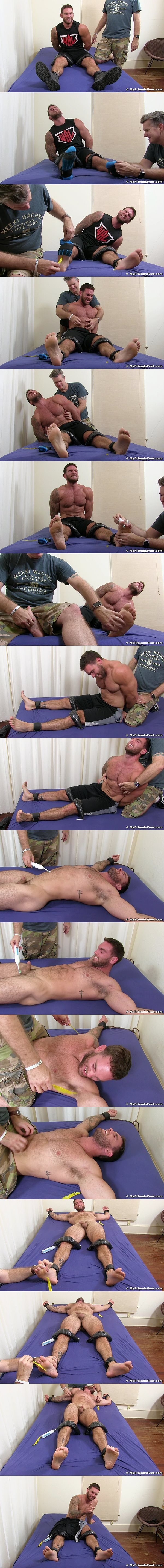 Myfriendsfeet - Chase Lachance Comes Back For Tickle Torture 02