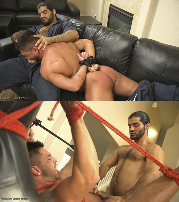 Boundgods - Ali Liam Fucks Dominic Pacifico 01