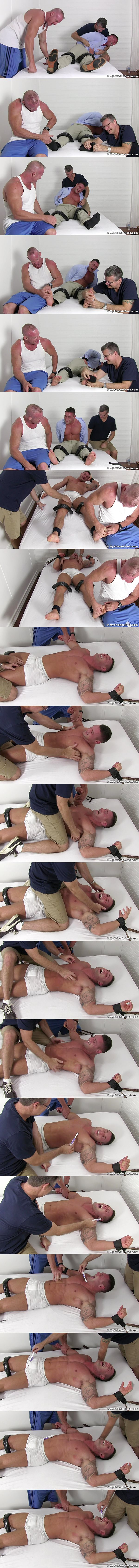 Myfriendsfeet - Muscle Jock Brad Barnes Tickled 02