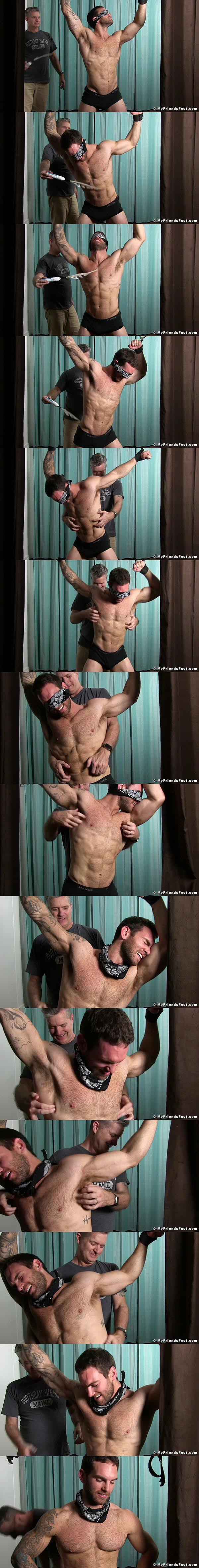 Myfriendsfeet - Chase Lachance and Sean Holmes Tickle Tortured 02