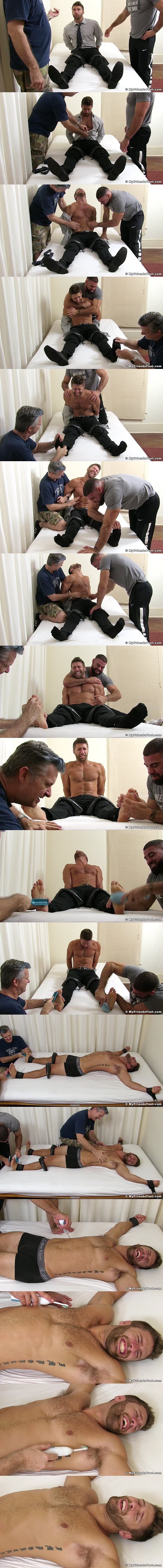 Myfriendsfeet - Internet Troll Blayne Tickled 02