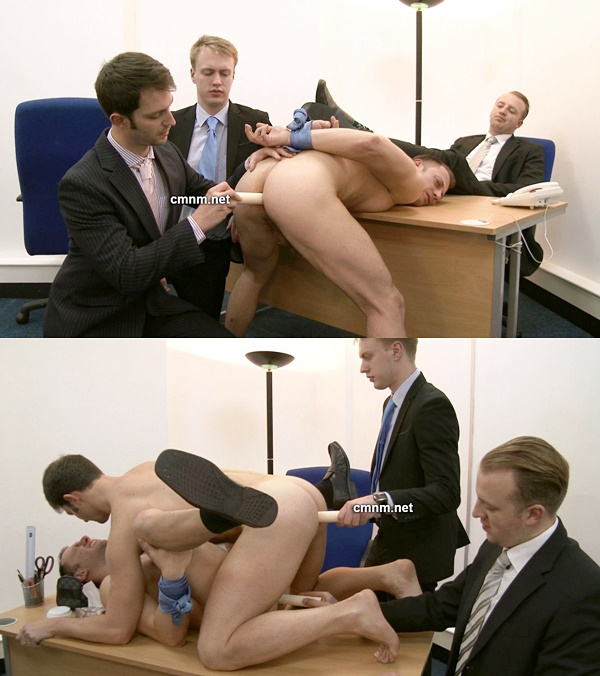 Cmnm - Office Discipline - Joe and Kieran 01