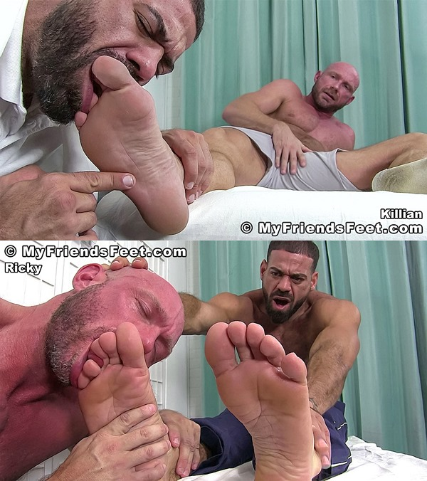 Myfriendsfeet - Killian Knox and Ricky Larkin 01
