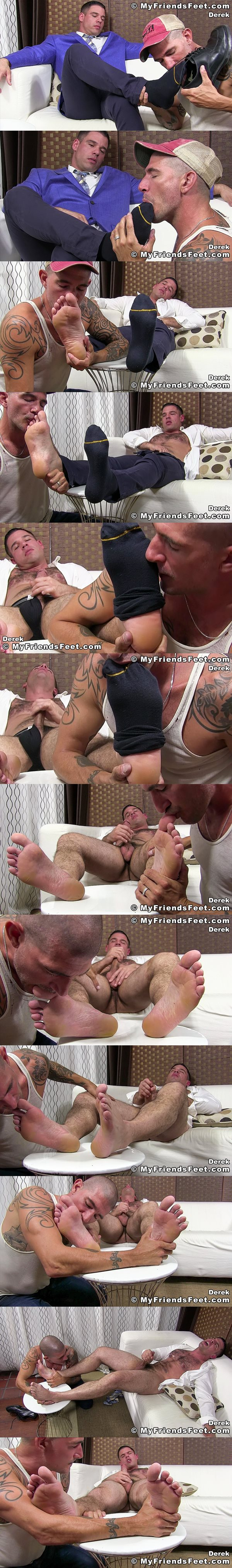 Myfriendsfeet - Derek Atlas and Markus Kage Worshiped 02
