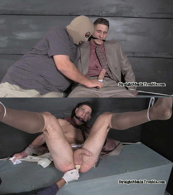 Straightmenintrouble - Anthony - Wall Street Abduction 01