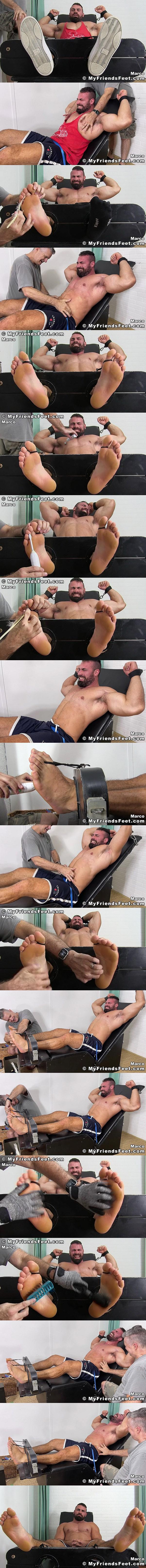 Myfriendsfeet - Marco Pinotti Tickled 02
